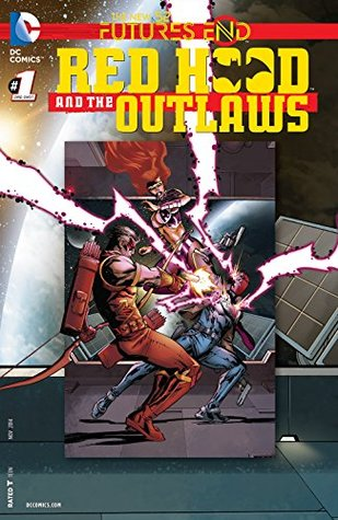 Red Hood and the Outlaws: Futures End #1