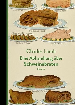 a dissertation upon roast pig theme