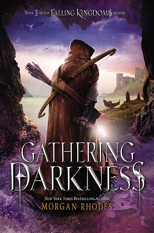 Gathering Darkness by Morgan Rhodes