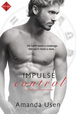 Impulse Control (Men of the Zodiac, #1)