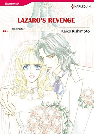 Lazaro's Revenge (The Galvan Brides, #2)