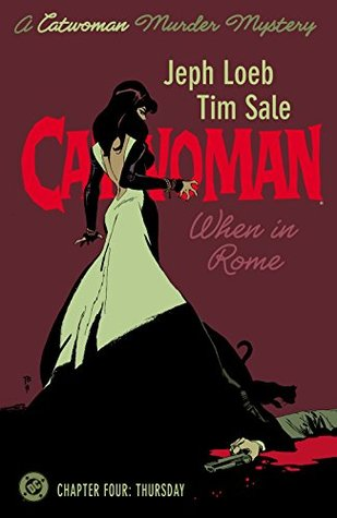 Catwoman: When In Rome (2004-) #4