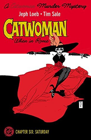 Catwoman: When In Rome (2004-) #6