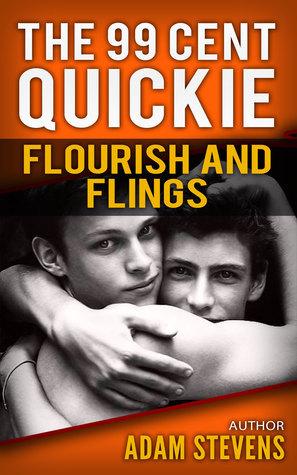 Rainbow Reader ORANGE: Flourish and Flings (Rainbow Reader #2)