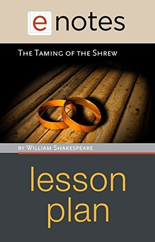 The Taming of the Shrew Lesson Plan