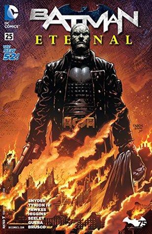 Batman Eternal #25