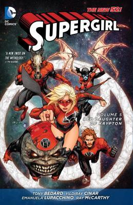 Supergirl, Vol. 5: Red Daughter of Krypton
