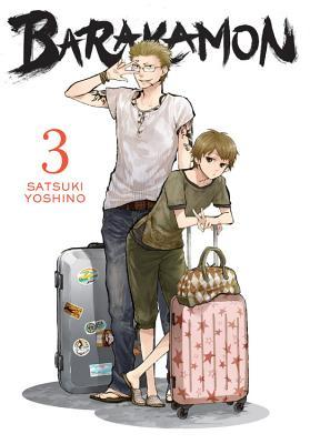 Barakamon, Vol. 3 (Barakamon #3)