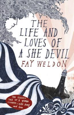 Image result for The Life and Loves of a She Devil' by Fay Weldon