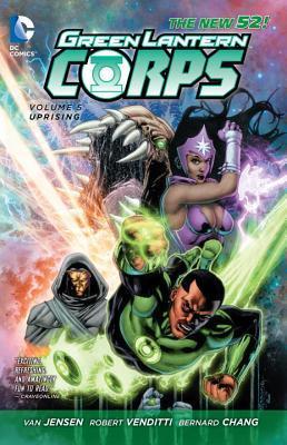 Green Lantern Corps, Volume 5: Uprising