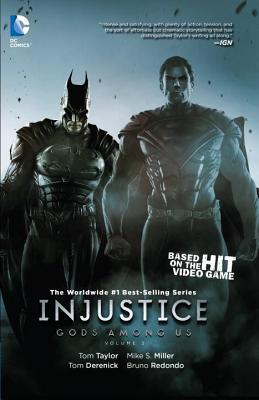 Injustice: Gods Among Us, Vol. 2