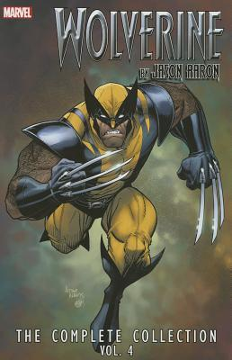 Wolverine by Jason Aaron: The Complete Collection, Volume 4