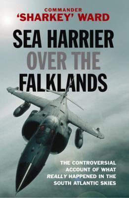 Sea Harrier Over The Falklands by Sharkey Ward