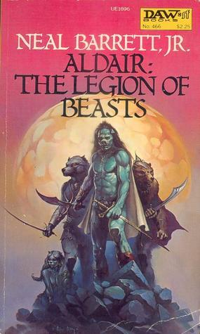 Aldair: The Legion of Beasts (Aldair, #4)