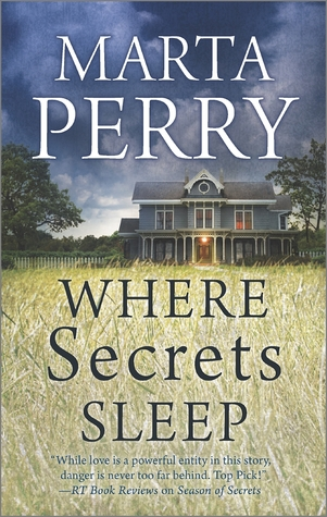 Where Secrets Sleep (House of Secrets #1)