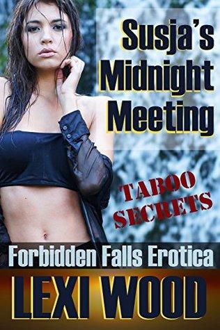 Susja's Midnight Meeting: Forbidden Falls Erotica