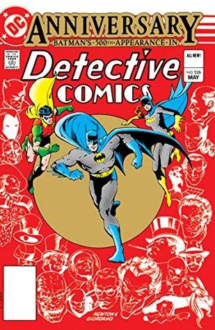 Detective Comics (1937-) #526