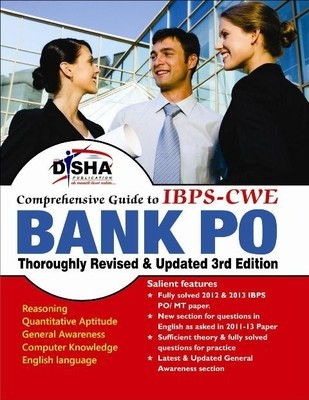 Comprehensive Guide to IBPS - CWE Bank PO (English) 3rd Edition