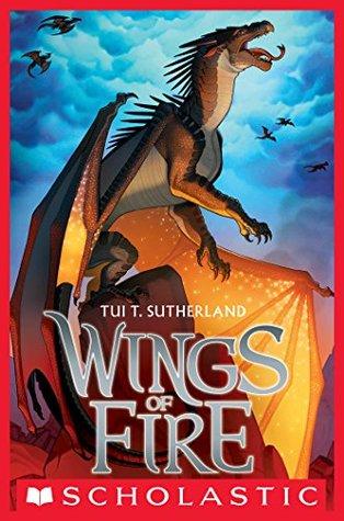 The Dark Secret(Wings of Fire 4)