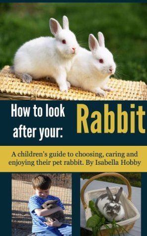 How to look after your Rabbit: Pet Care for Children
