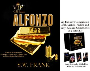 Alfonzo Series 4 Book Bundle: VIP Gold Edition