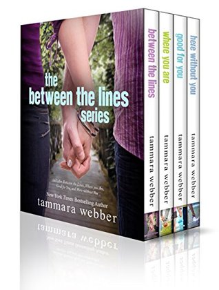 Between the Lines: The Complete Series (Between the Lines, #1-4)