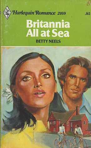 Britannia All at Sea by Betty Neels