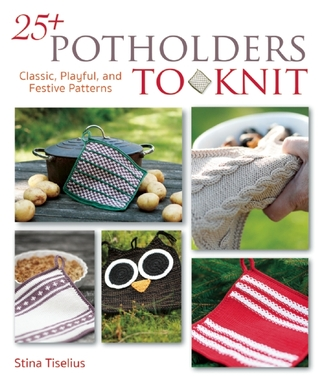 25+ Potholders to Knit: Classic, Playful, and Festive Patterns
