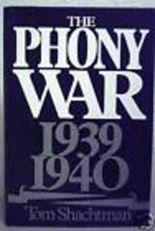 The Phony War, 1939-1940