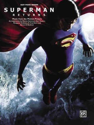 Superman Returns, Easy Piano Edition