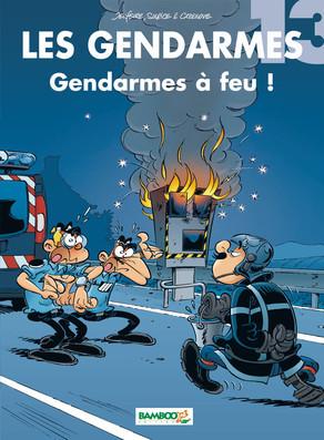 Gendarmes a feu ! (Les Gendarmes, #13)