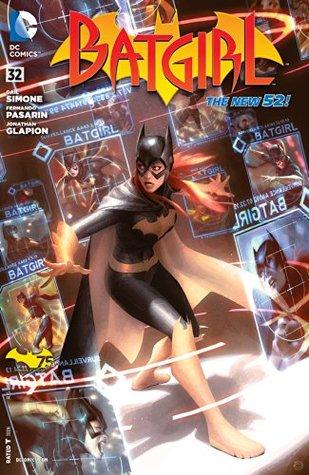 Batgirl #32 (The New 52 Batgirl, #32)