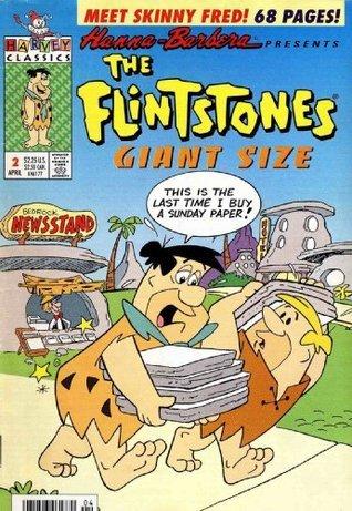 The Flintstones Comics! Meet Skinny Fred!
