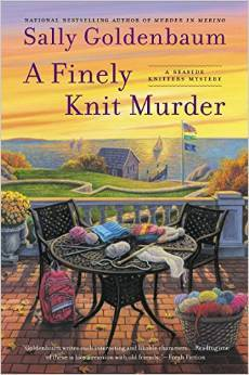 A Finely Knit Murder (Seaside Knitters Mystery, #9)