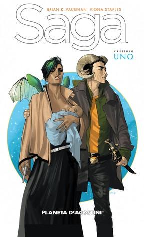 Saga. Capítulo uno (Saga #1-6)