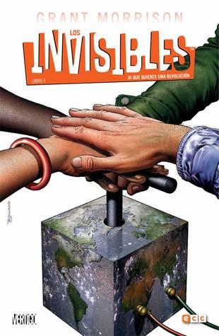 Los Invisibles, Libro 1: Di que quieres una revolucion(The Invisibles 1)