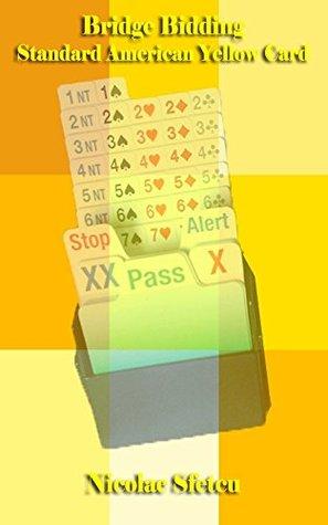 Bridge Bidding - Standard American Yellow Card