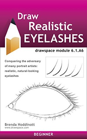 Draw Realistic Eyelashes: drawspace module 6.1.A6