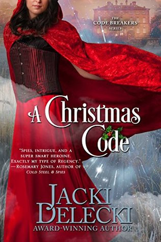 A Christmas Code (Code Breakers #2)