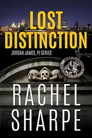 Lost Distinction (Jordan James PI, #2)