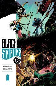 Black Science #11 (Black Science, #11)