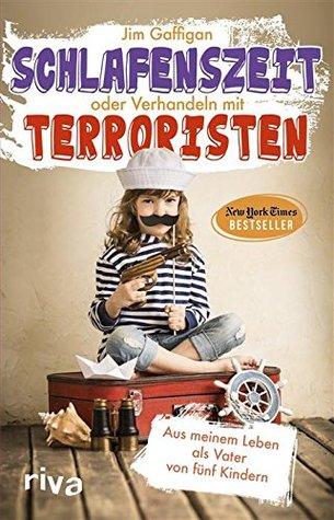 Schlafenszeit oder Verhandeln mit Terroristen: Aus meinem Leben als Vater von fünf Kindern