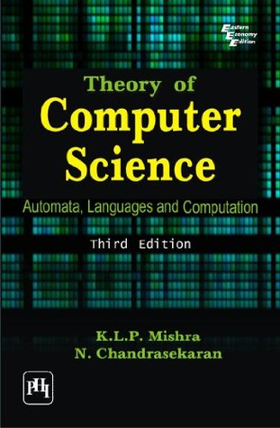 Klp Mishra Theory Of Computation Pdf