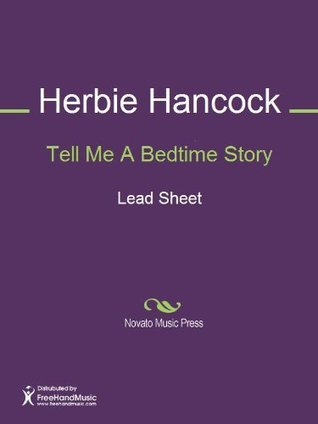Tell Me A Bedtime Story Sheet Music