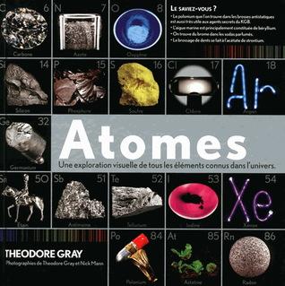 Atomes: une exploration visuelle de tous les éléments connus de l'univers