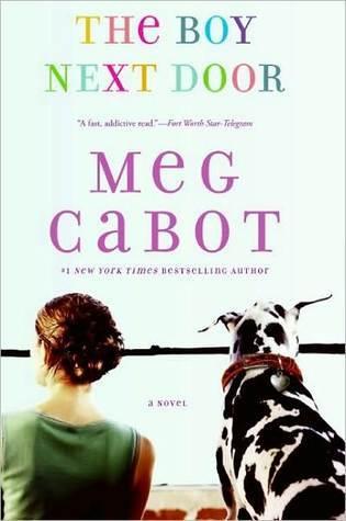 The Boy Next Door by Meg Cabot