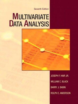 Multivariate Data Analysis, 7/e