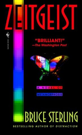 Ebook Zeitgeist by Bruce Sterling read!