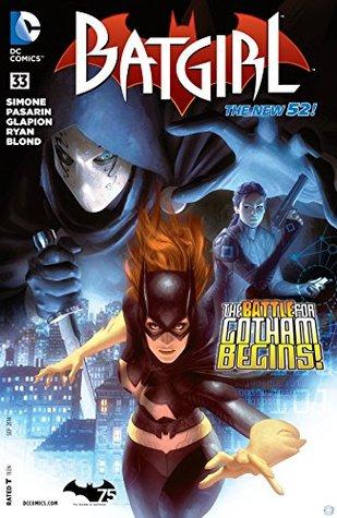 Batgirl #33 (The New 52 Batgirl, #33)