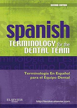 Spanish Terminology for the Dental Team - E-Book